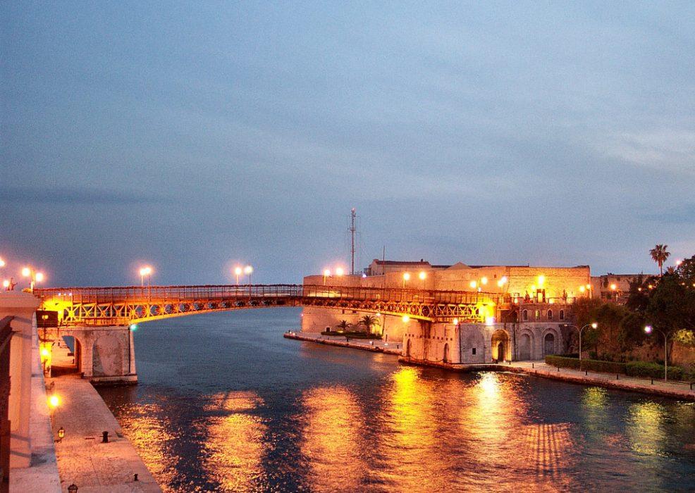 Taranto - Ponte Girevole Imc
