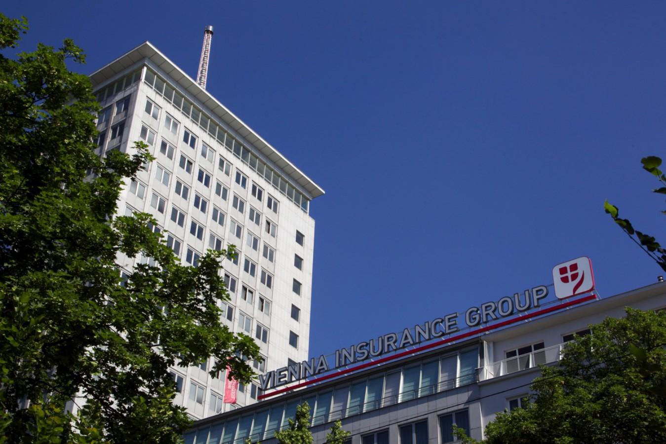 Vienna Insurance Group - Quartier generale di Vienna (Foto Vienna Insurance Group - Robert Newald) Imc
