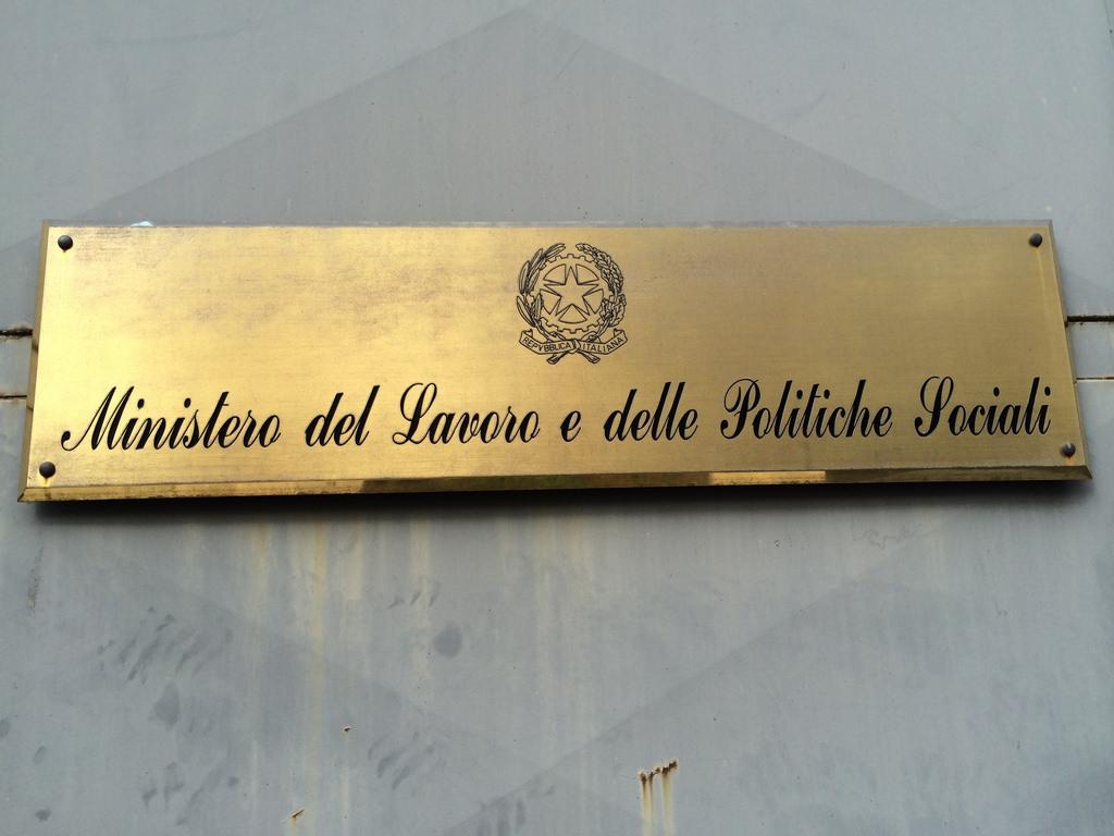 Ministero del Lavoro (Foto Il Quotidiano della P.A.) Imc