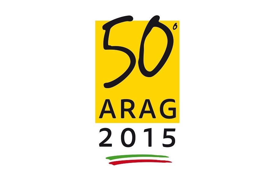 ARAG - Logo 50 anni