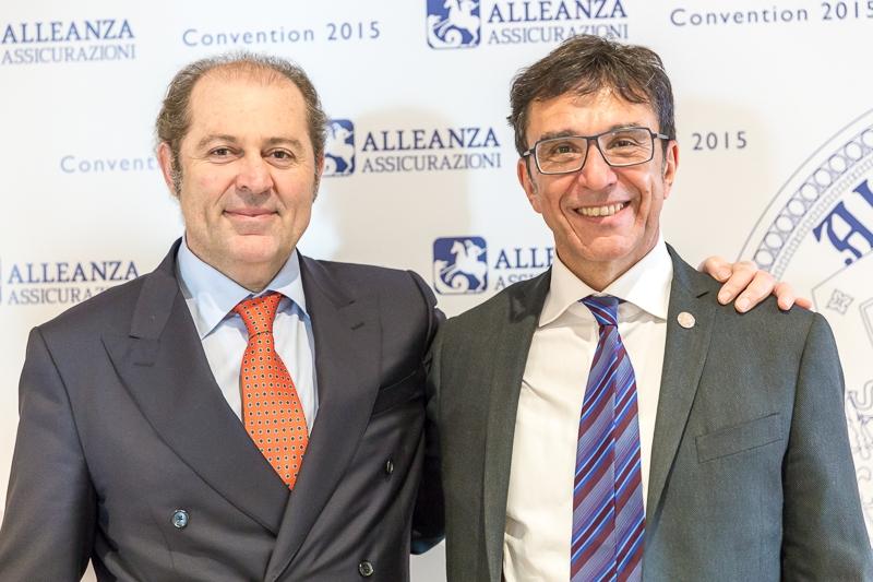 Convention Alleanza 2015 - Philippe Donnet e Davide Passero (3) Imc