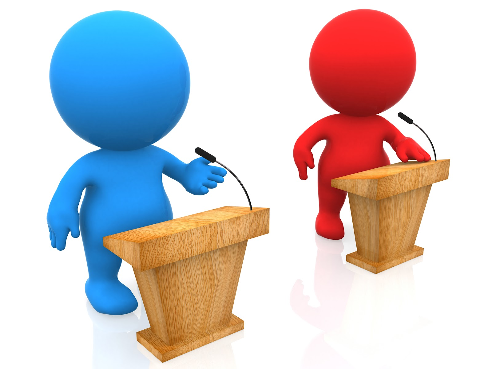 Dibattito - Faccia a faccia Imc