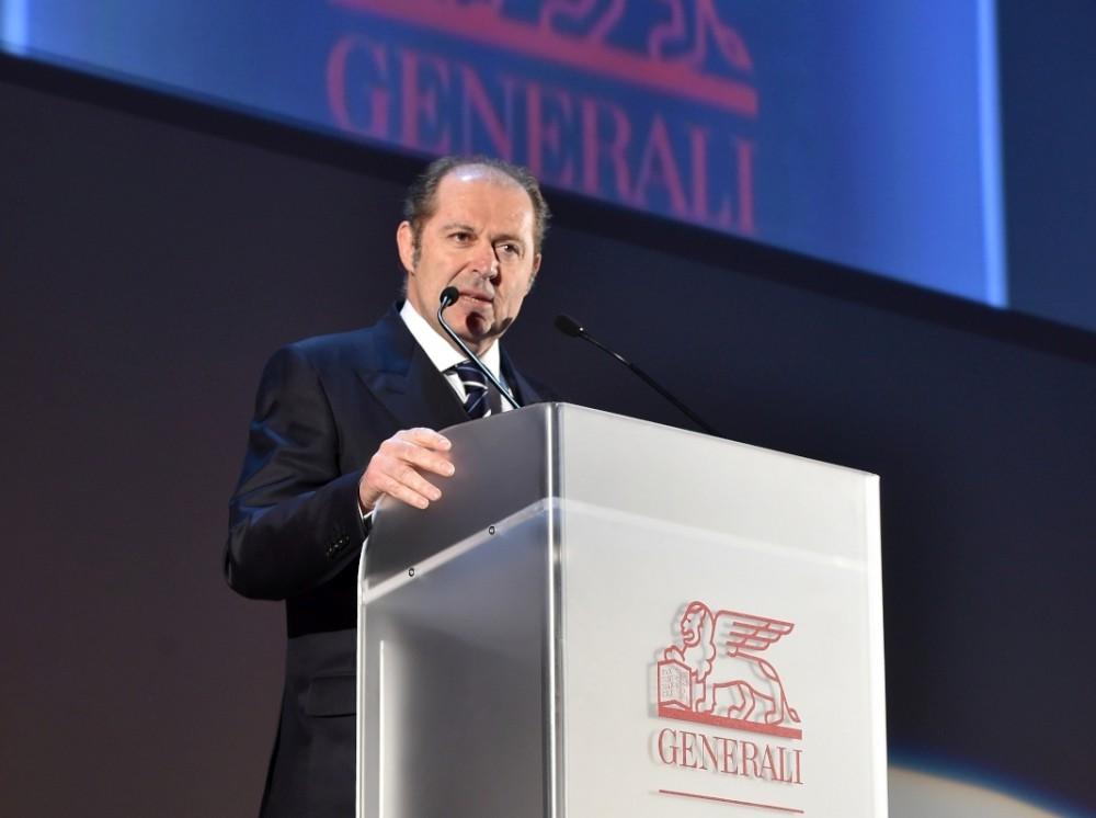 Generali Expo Milano - Philippe Donnet Imc