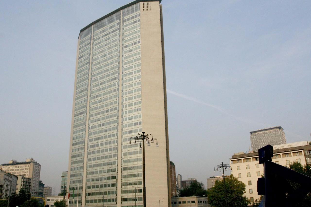 Milano - Grattacielo Pirelli Imc