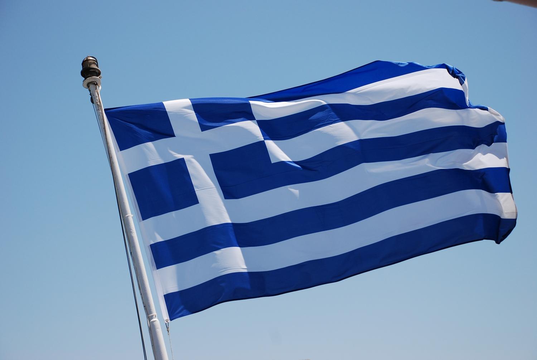 Grecia - Bandiera Imc