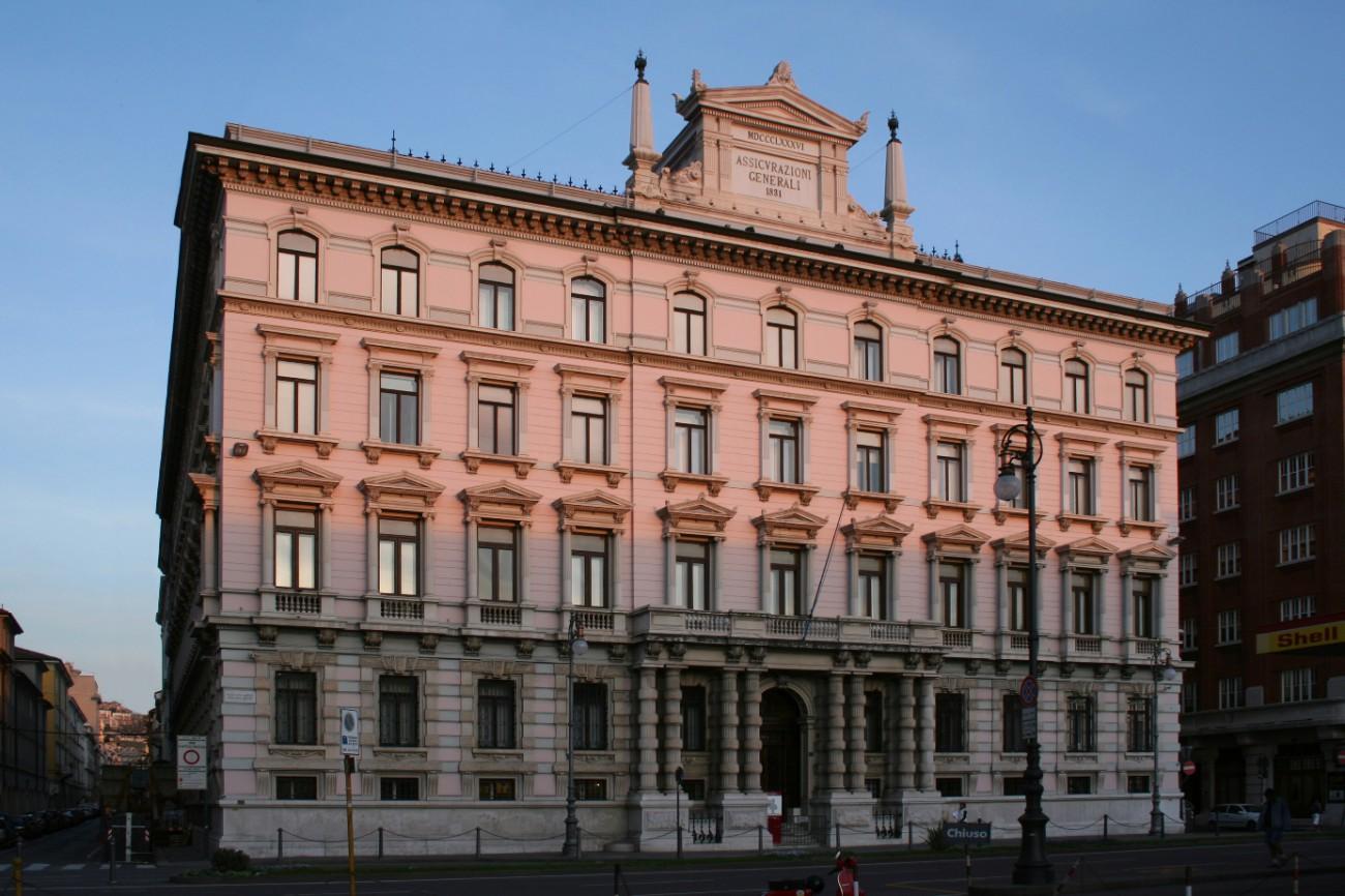 Generali - Sede di Trieste (Foto Massimo Goina) Imc