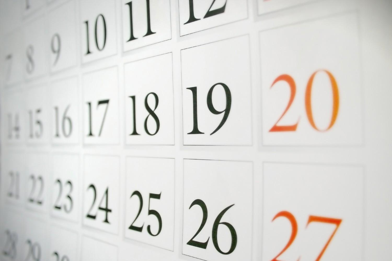 Calendario - 30 giorni (2) Imc