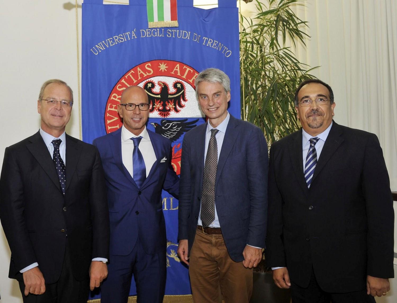 Giuseppe Nesi - Ermanno Grassi - Paolo Collini - Giuseppe Consoli (Foto Roberto Bernardinatti) Imc