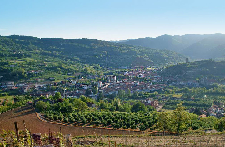 Cortemilia - Panorama Imc