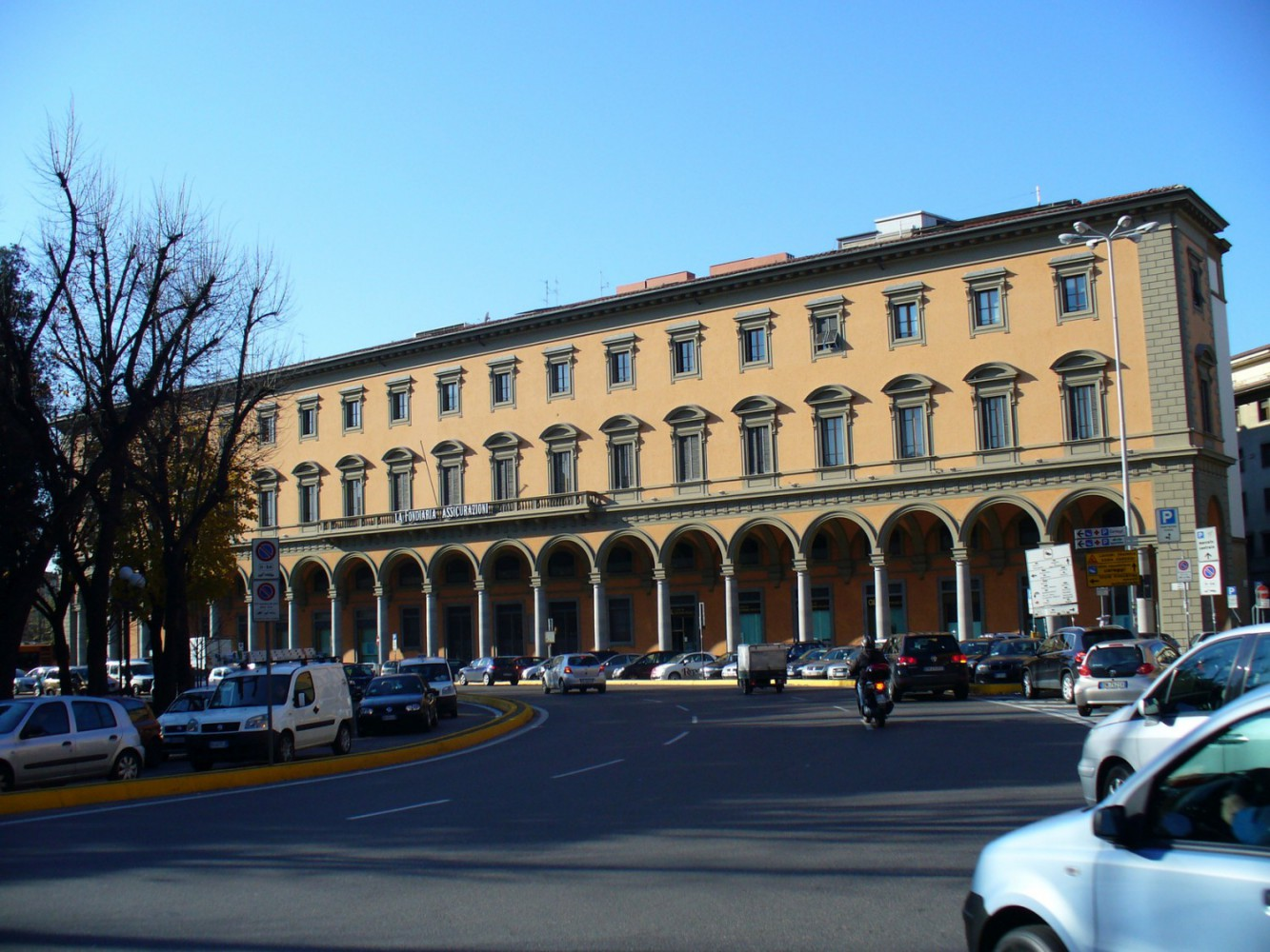 Firenze - Palazzo Fondiaria Sai (Foto Freepenguin) Imc