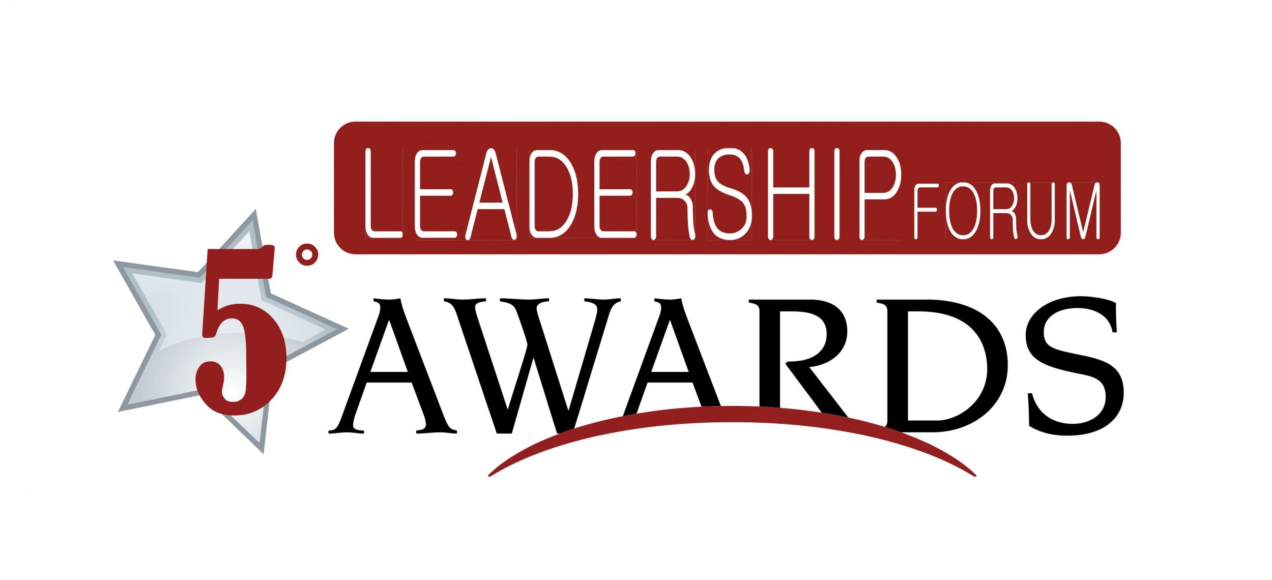 Leadership Forum Awards 2015