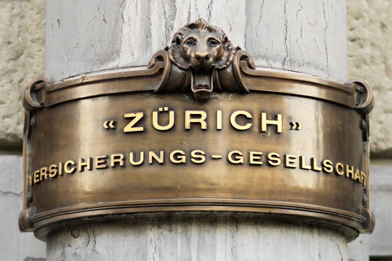 Zurich - Insegna sede Imc