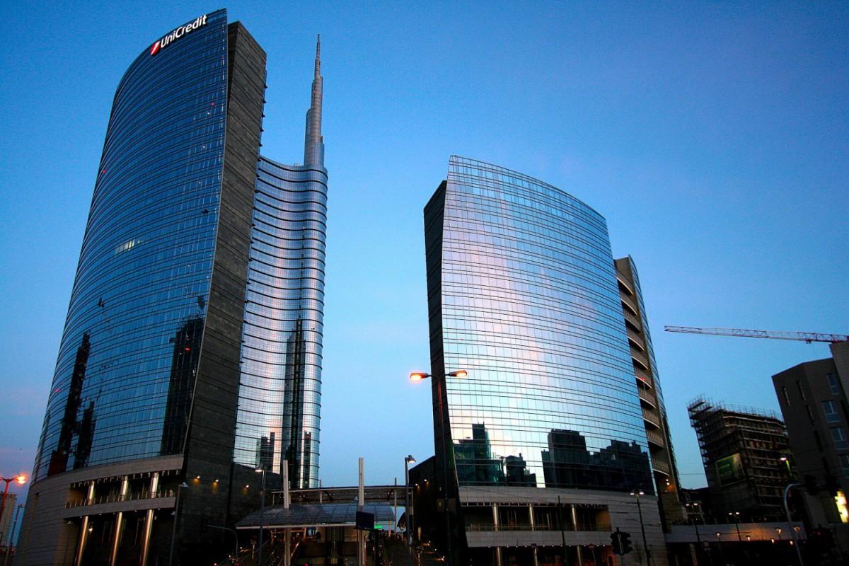Milano - Unicredit Tower Imc