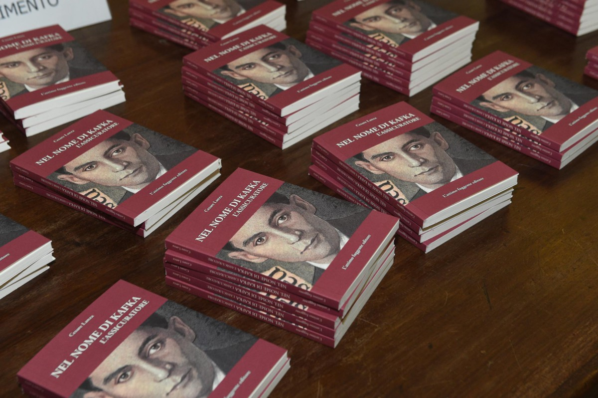 Nel nome di Kafka - Presentazione libro Imc