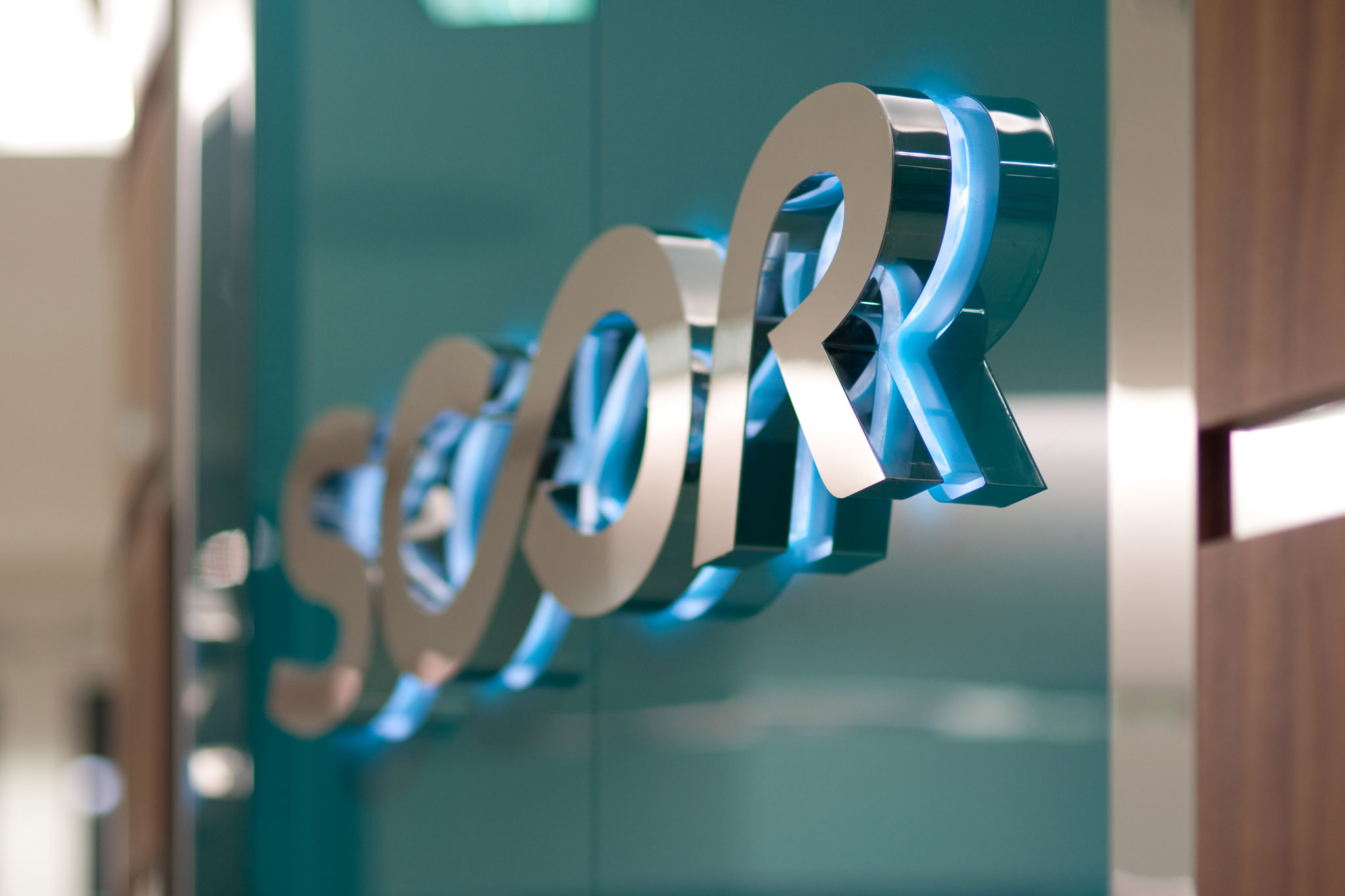SCOR - Uffici di Londra Imc