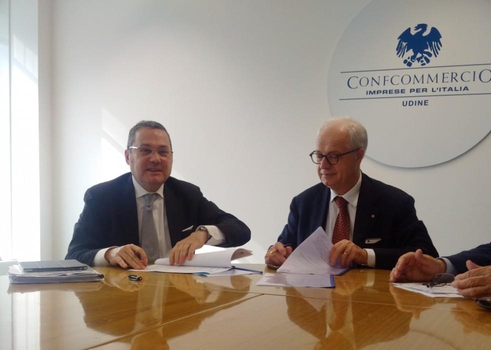 Firma Confcommercio Anapa - Migliorini e Marchiori Imc