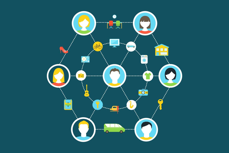 Sharing economy - Economia collaborativa Imc