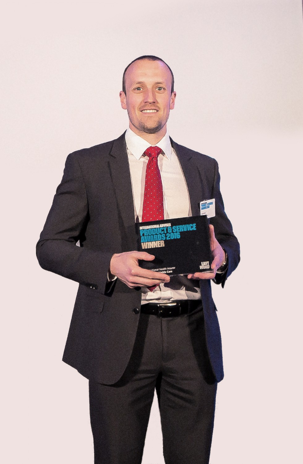 International Adviser Product and Service Awards - Duncan Wright - Allianz Worldwide Care (Foto Business Wire) Imc