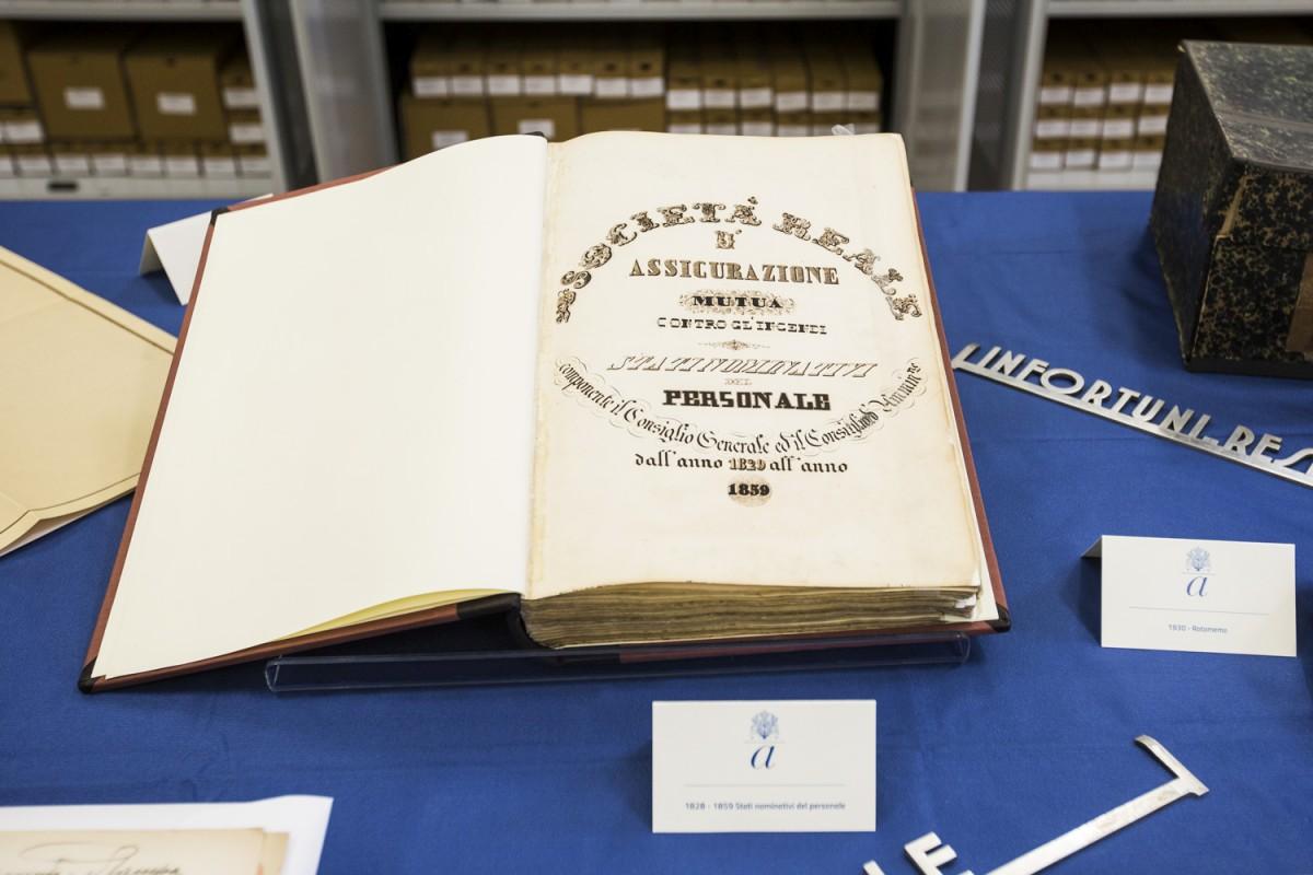 Reale Mutua - Archivio Storico (7) Imc