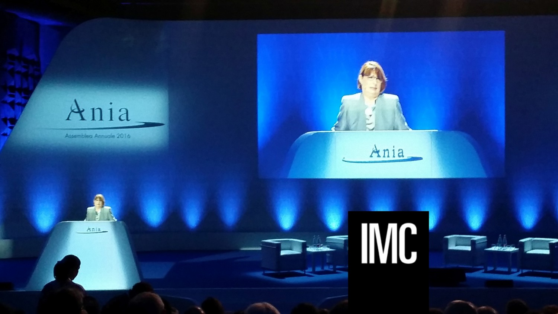 Assemblea annuale ANIA 2016 - Relazione Maria Bianca Farina IMC