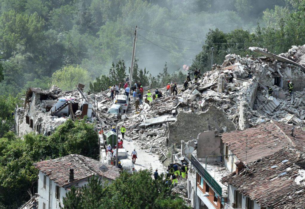 Terremoto Italia Centrale 2016 - Pescara del Tronto Imc