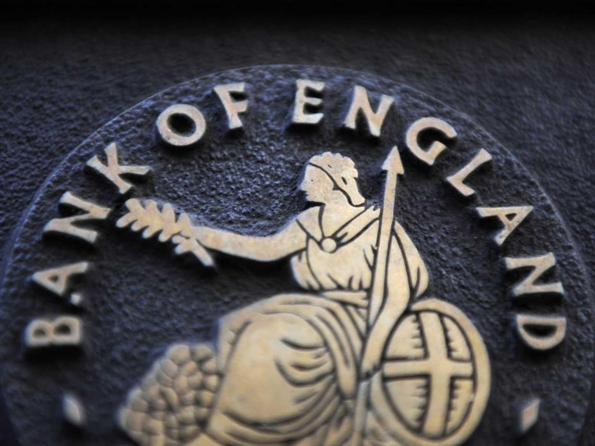 Bank of England Imc
