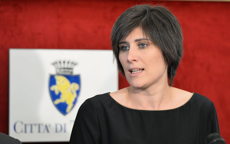 Chiara Appendino (Foto EPA / Alessandro di Marco) Imc