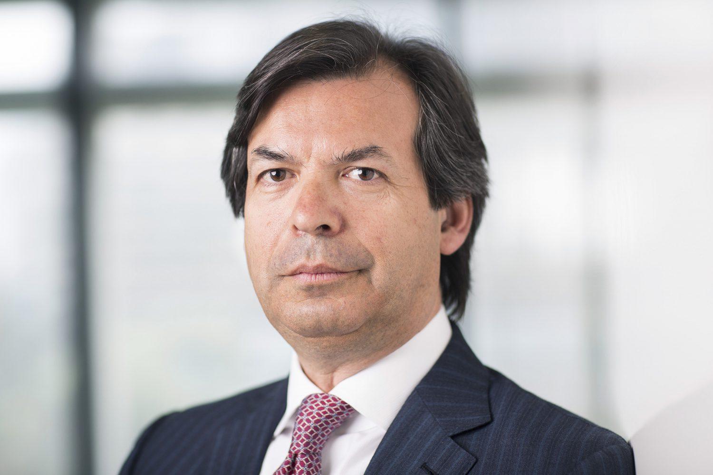Carlo Messina (Foto Simon Dawson/Bloomberg) Imc