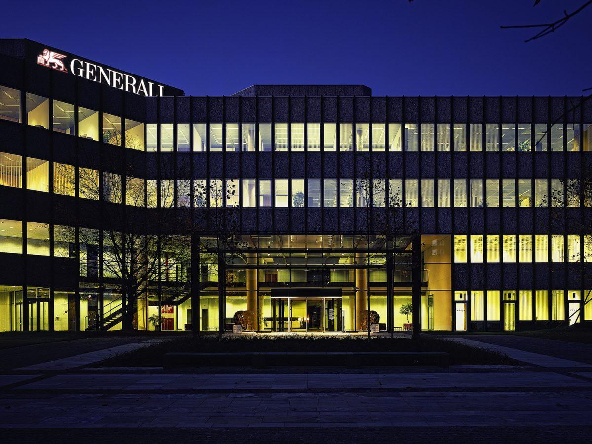 Generali Deutschland - Sede Monaco di Baviera (2) Imc