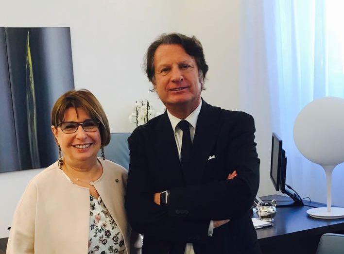 Maria Bianca Farina e Vincenzo Cirasola Imc