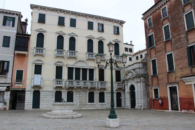 Venezia - Palazzo Morosini Gatterburg Imc