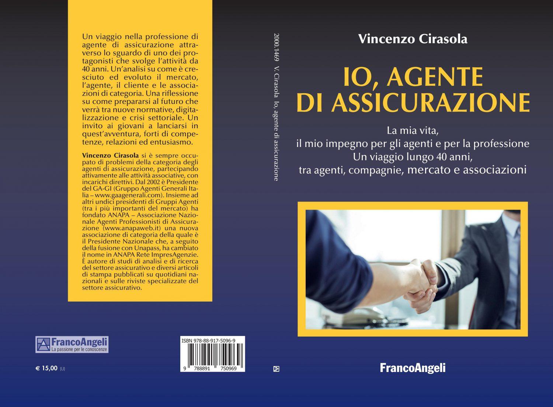 Vincenzo Cirasola - Copertina Io Agente Assicurazione