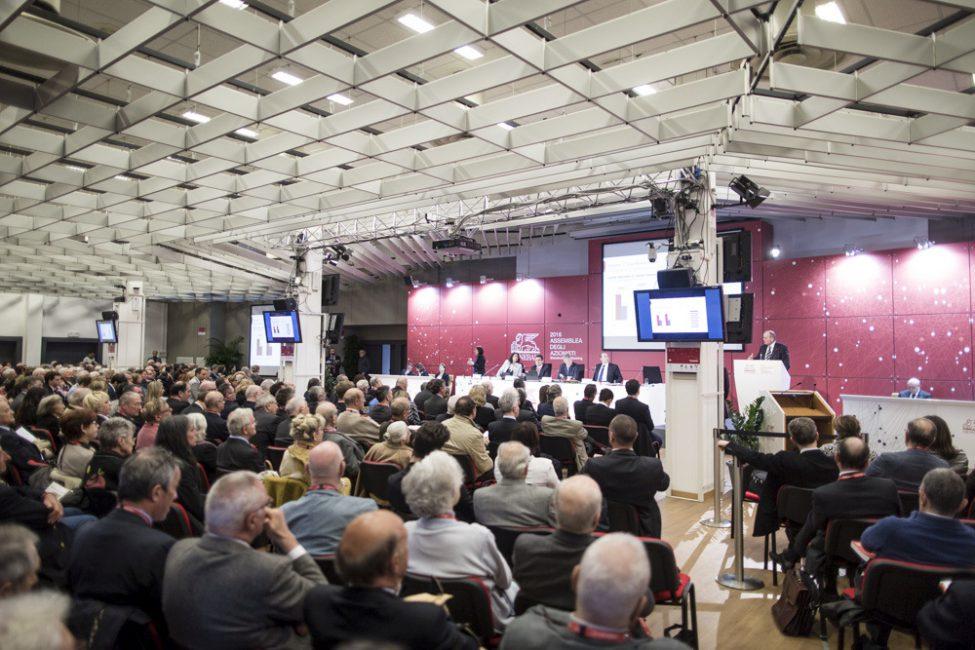 Generali - Assemblea degli azionisti 2016 (Foto Giuliano Koren) Imc