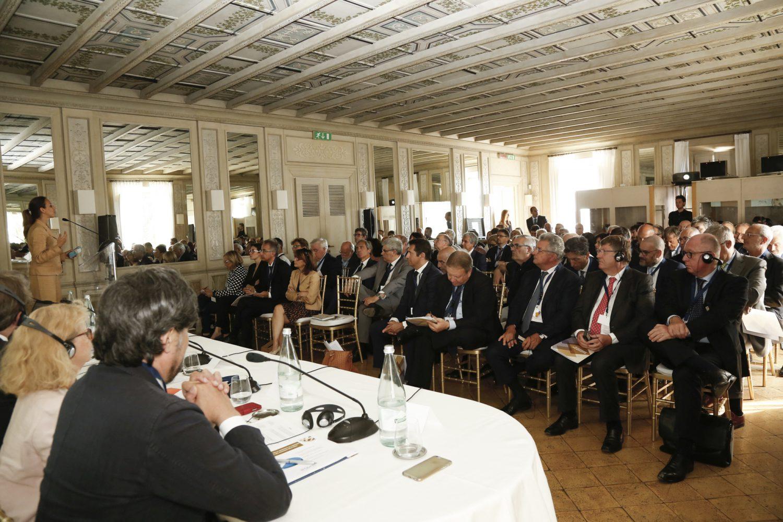 CGPA Europe - Presentazione Rapporto Annuale CESIA Imc