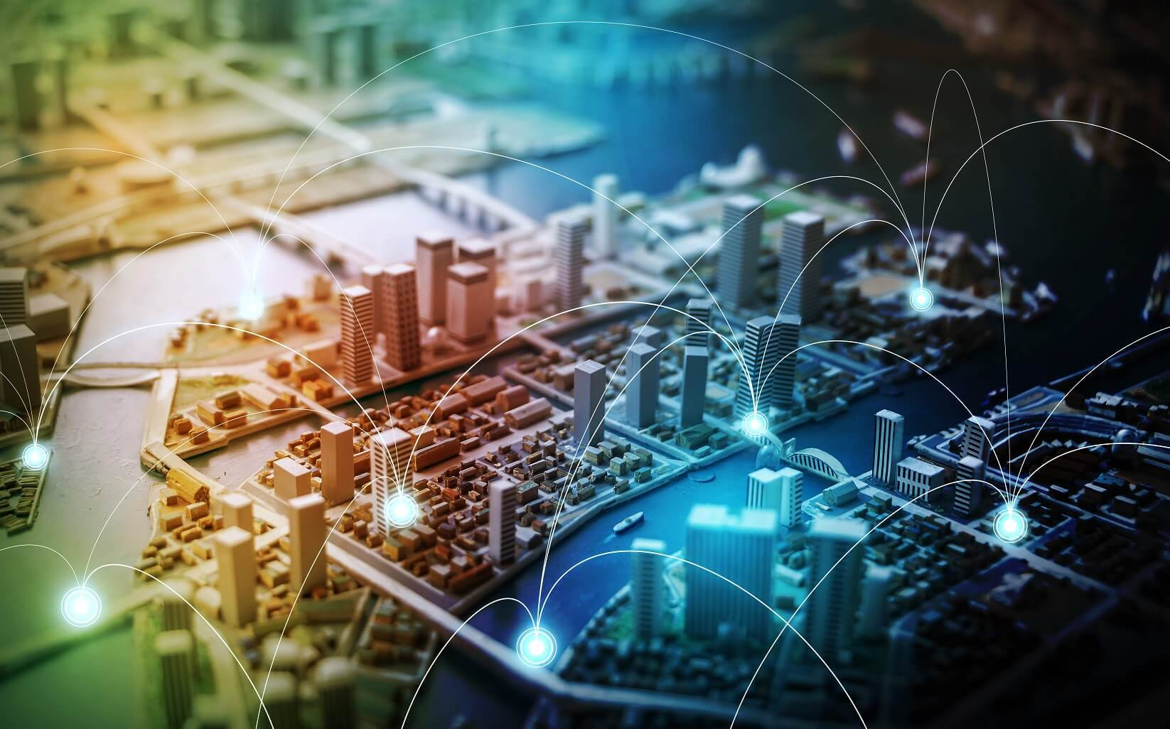 Convergenza - Connessione - Internet of Things Imc
