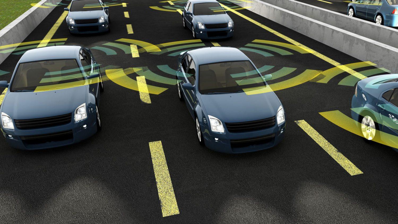 Auto autonoma - Veicoli autonomi Imc