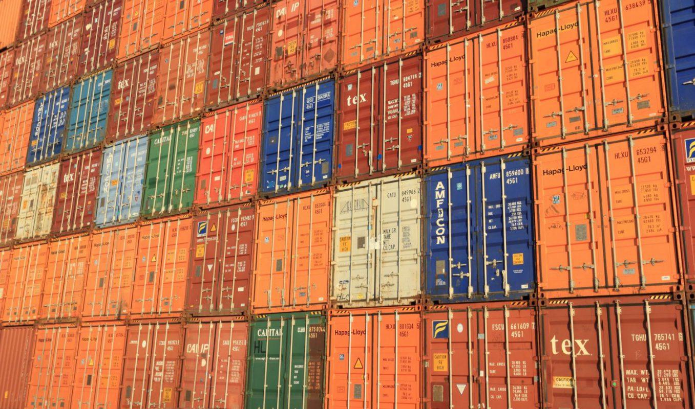 Settore marittimo - Spedizioni - Container Imc