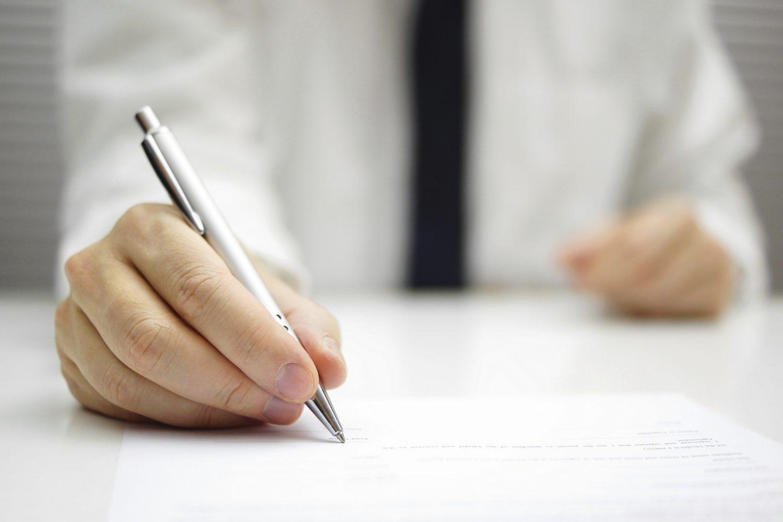 Sottoscrizione - Contratto - Firma Imc
