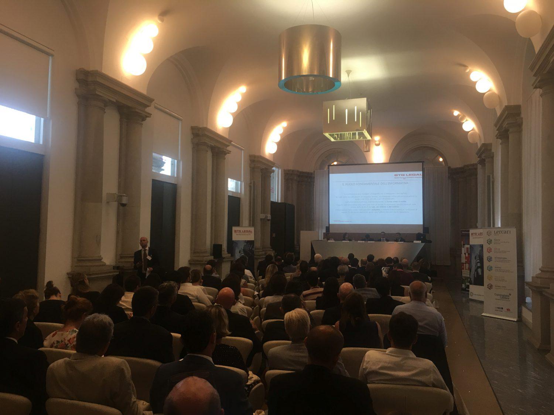 Milano - Convegno Cyber Risk e Privacy Imc