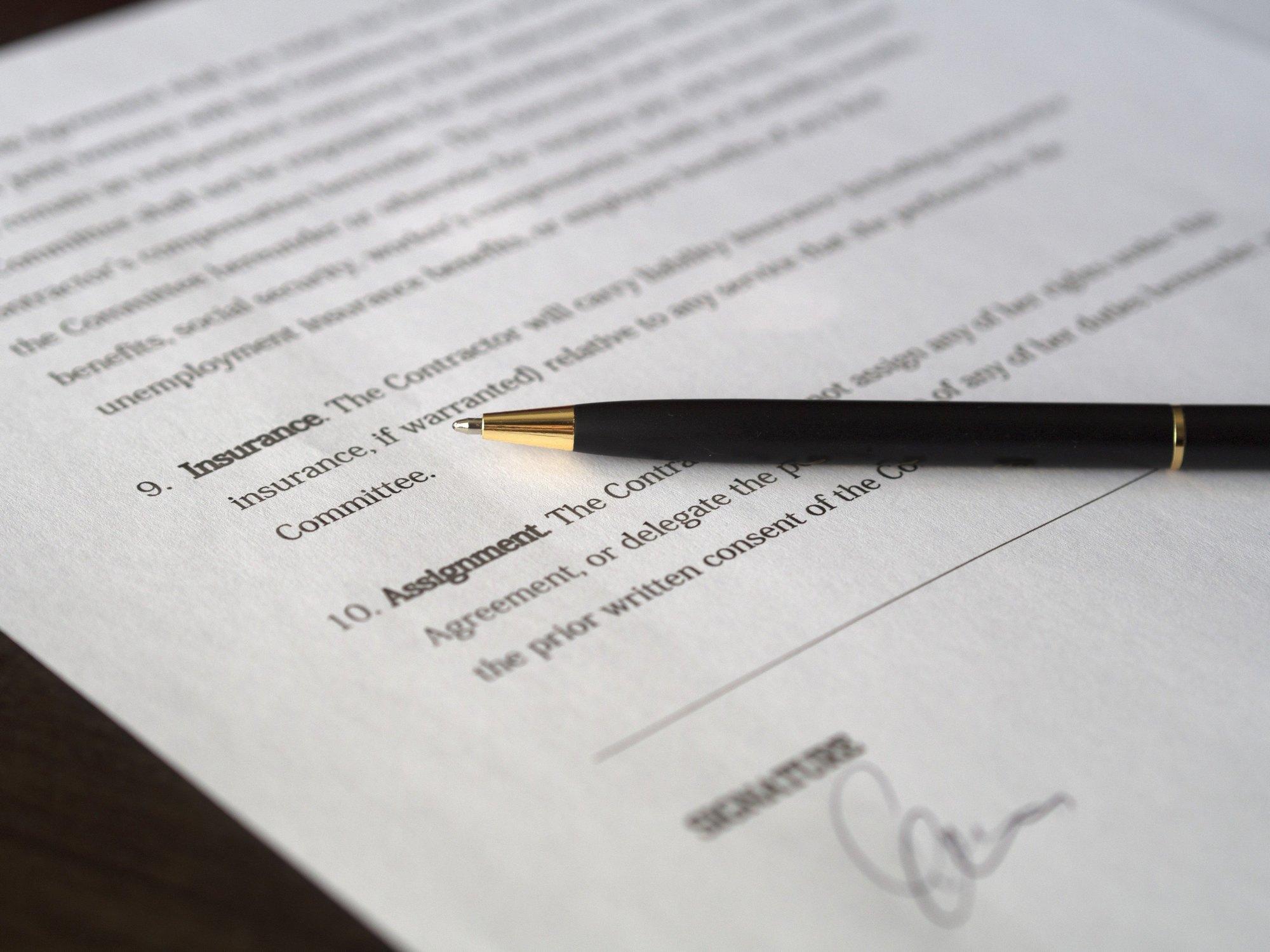 Assicurazioni - Contratto (4) Imc