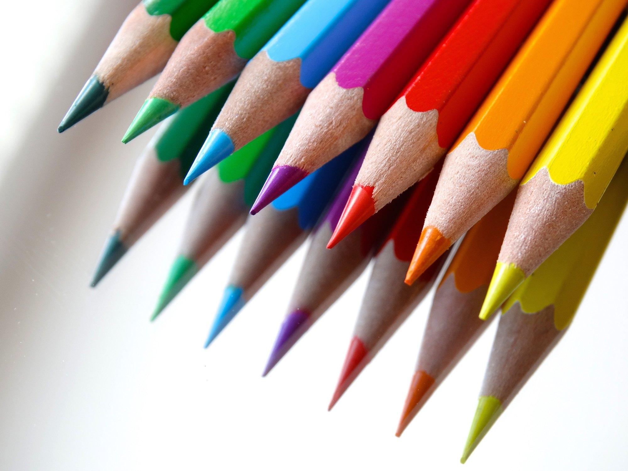 Scuola - Istruzione - Matite colorate Imc