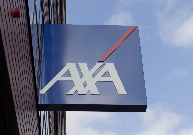 AXA - Insegna Winterthur (Foto AXA) Imc