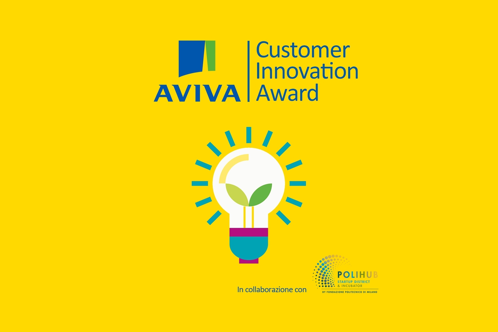 Aviva Customer Innovation Award Imc