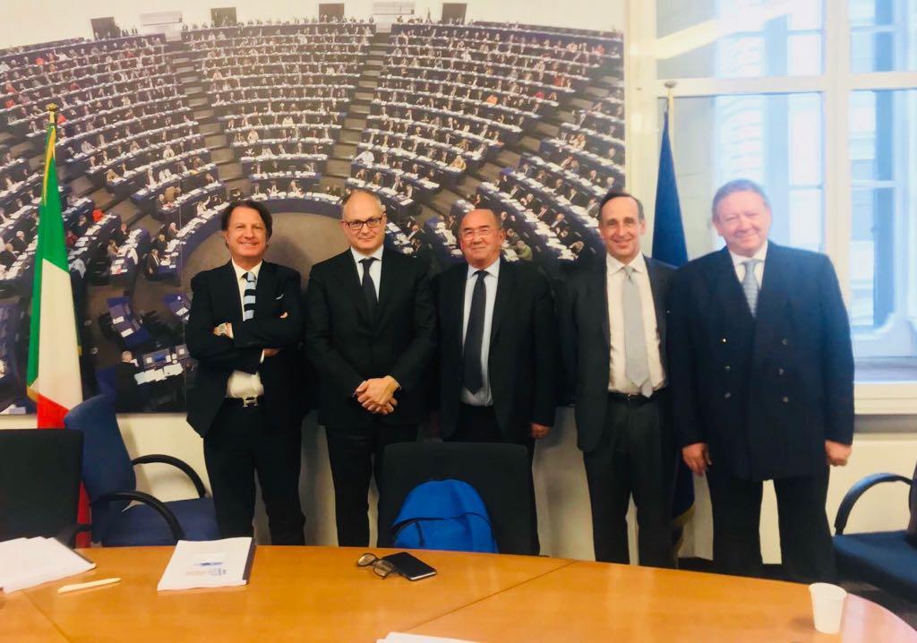 ANAPA Rete ImpresAgenzia, ACB e AIBA incontrano il presidente di ECON