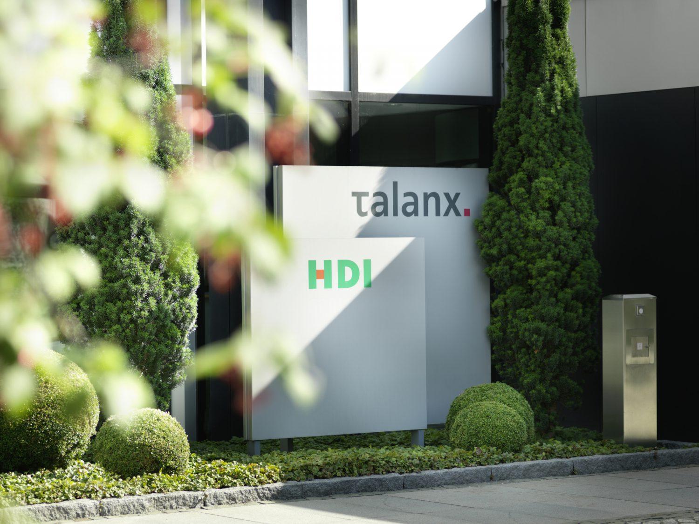 Talanx - Esterno sede di Hannover (Foto Thomas Bach - Talanx Group) Imc