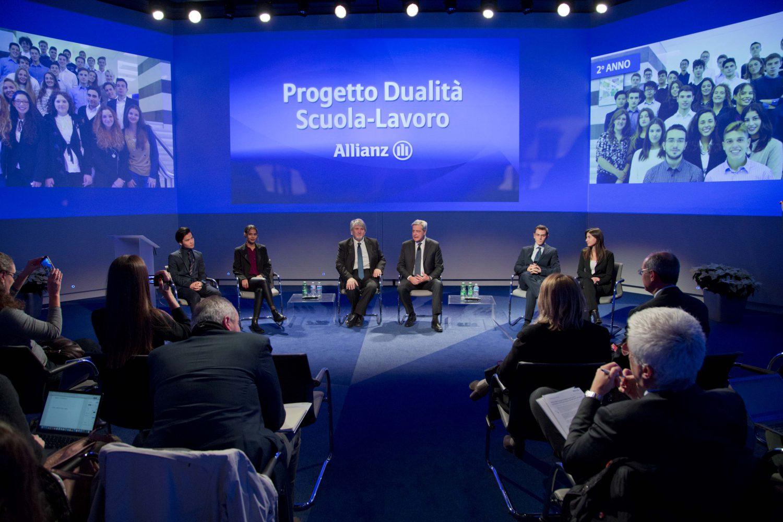 Allianz Italia - Incontro Progetto Dualità Imc