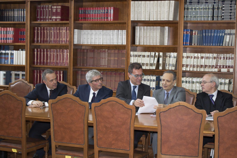 Catania - Protocollo intesa Procura - ANIA - UnipolSai Imc