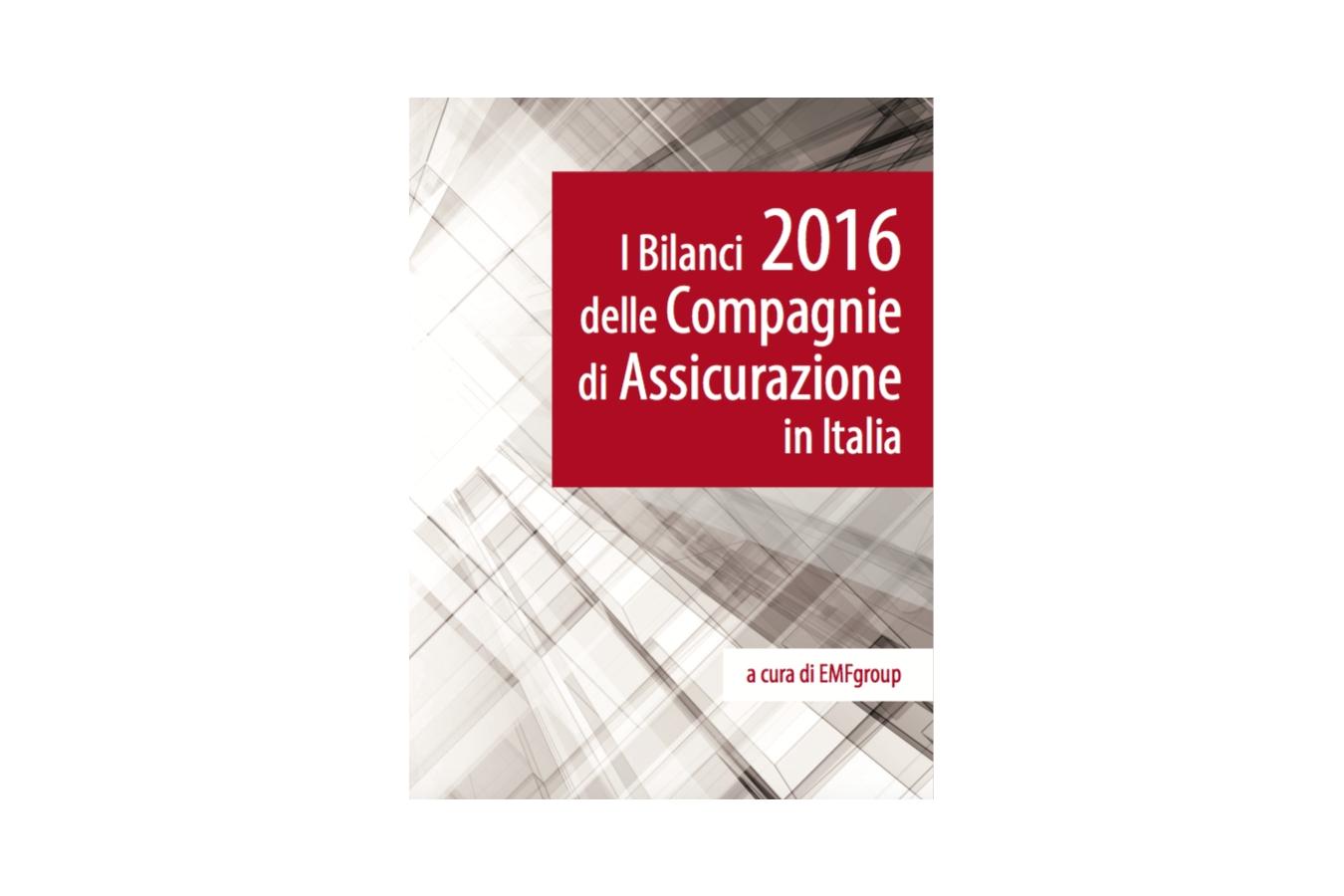 I Bilanci 2016 delle Compagnie di Assicurazioni in Italia Imc