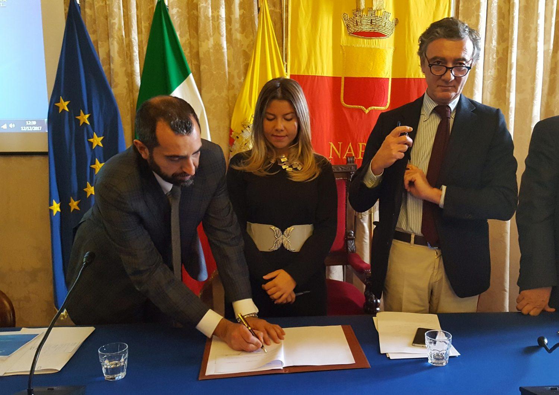 Protocollo intesa Fondazione ANIA-Comune Napoli (2) Imc