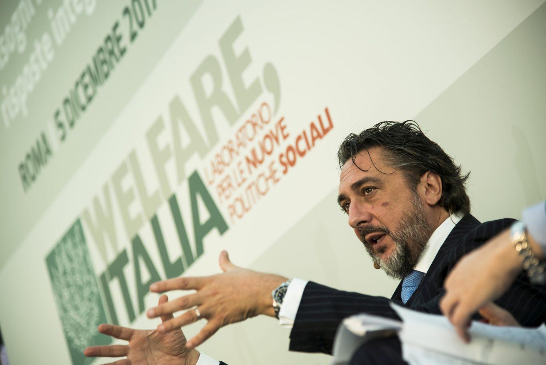 Unipol - Welfare Italia 2017 - Carlo Cimbri Imc